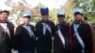 Members of Council 14360 were part of the Honor Guard at Installation of Bishop Caggiano